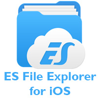 ES File Explorer iOS Image